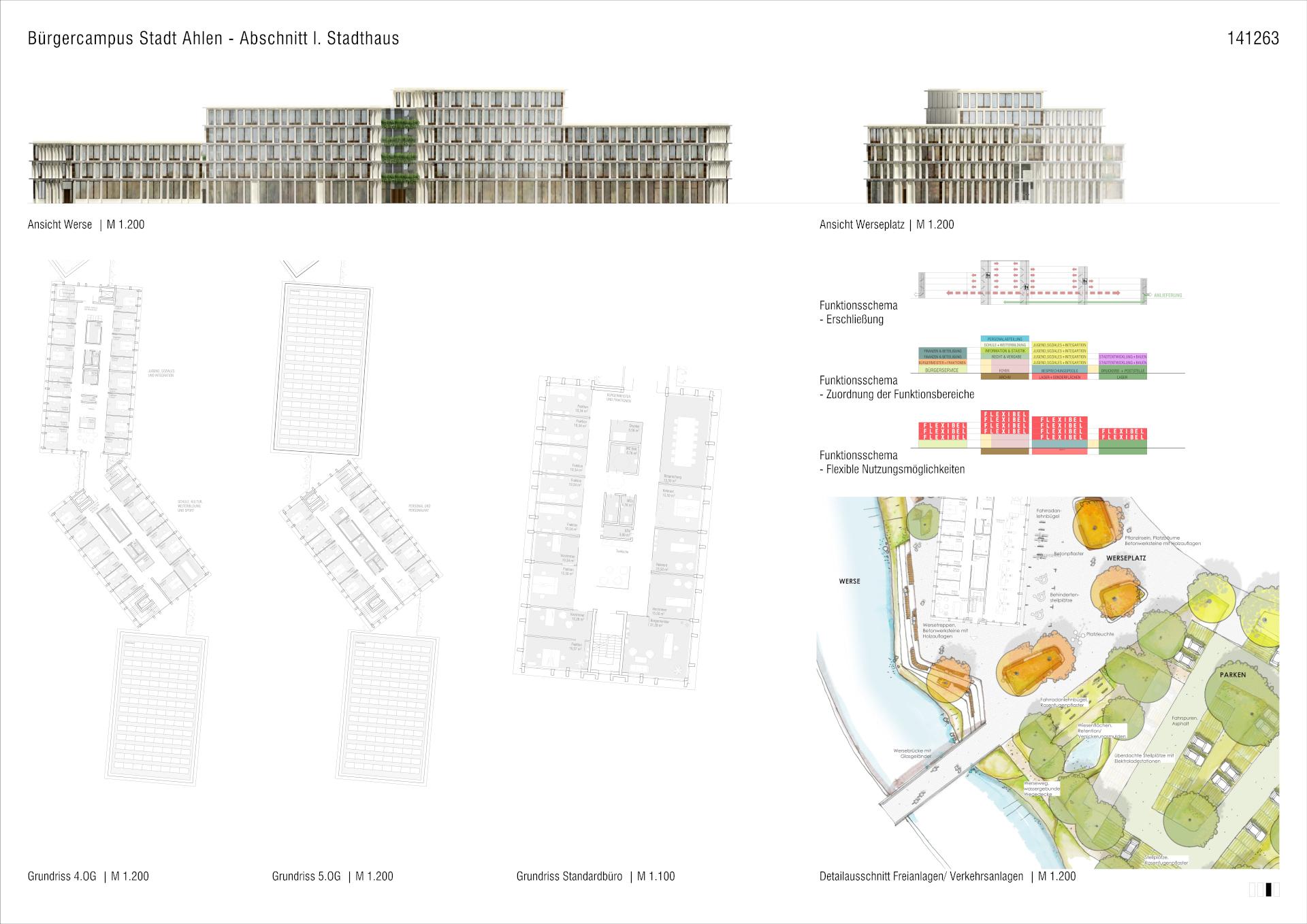 WBW_Stadt_Ahlen_Bürgercampus_Stadthaus